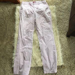 Merona Pants - Merona fit 1 pink khakis